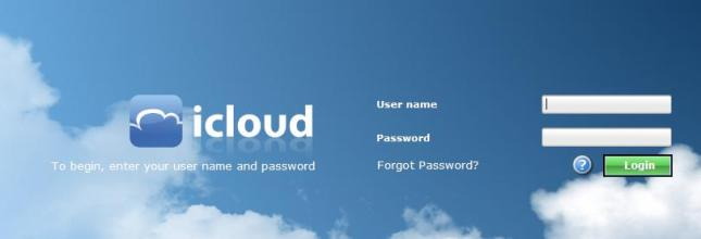 icloud-login-page